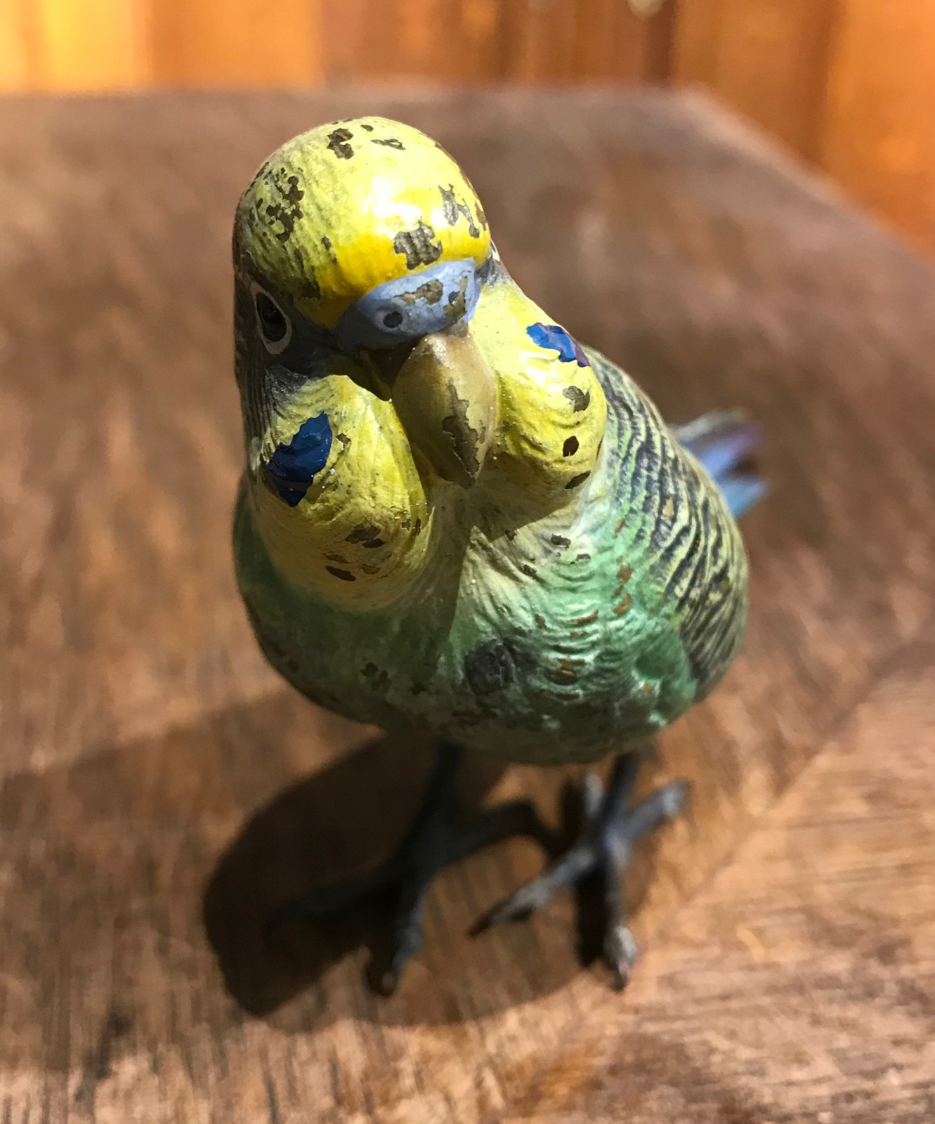 "Antique sculpture ""Parrot"""