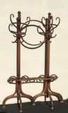 Double Coat Rack Thonet