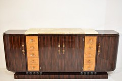 Antique chest of drawers Art Deco
