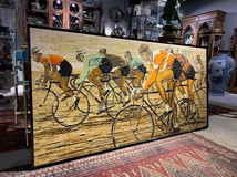 "Mosaic ""Garden Ring Cycle Racing"""