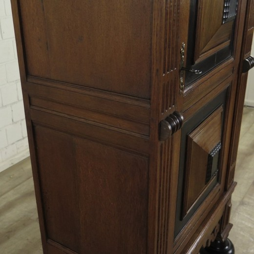 Antique Dutch Cabinet