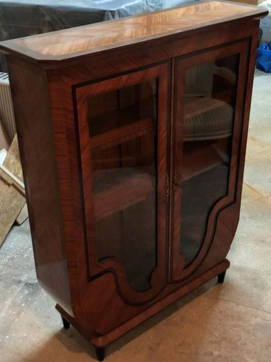 Antique bookcase