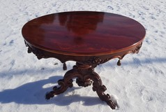 Antique Louis XIV style table