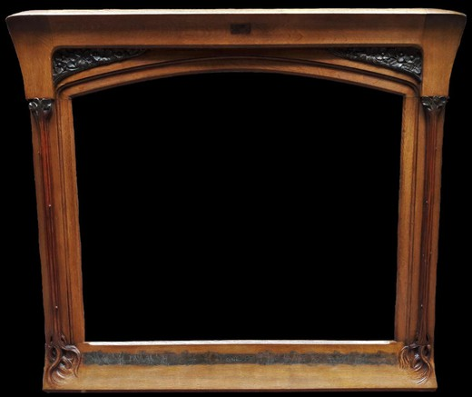 Large antique frame by Maurice Dufresne