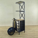 "Vintage mini-bar ""Scooter"""