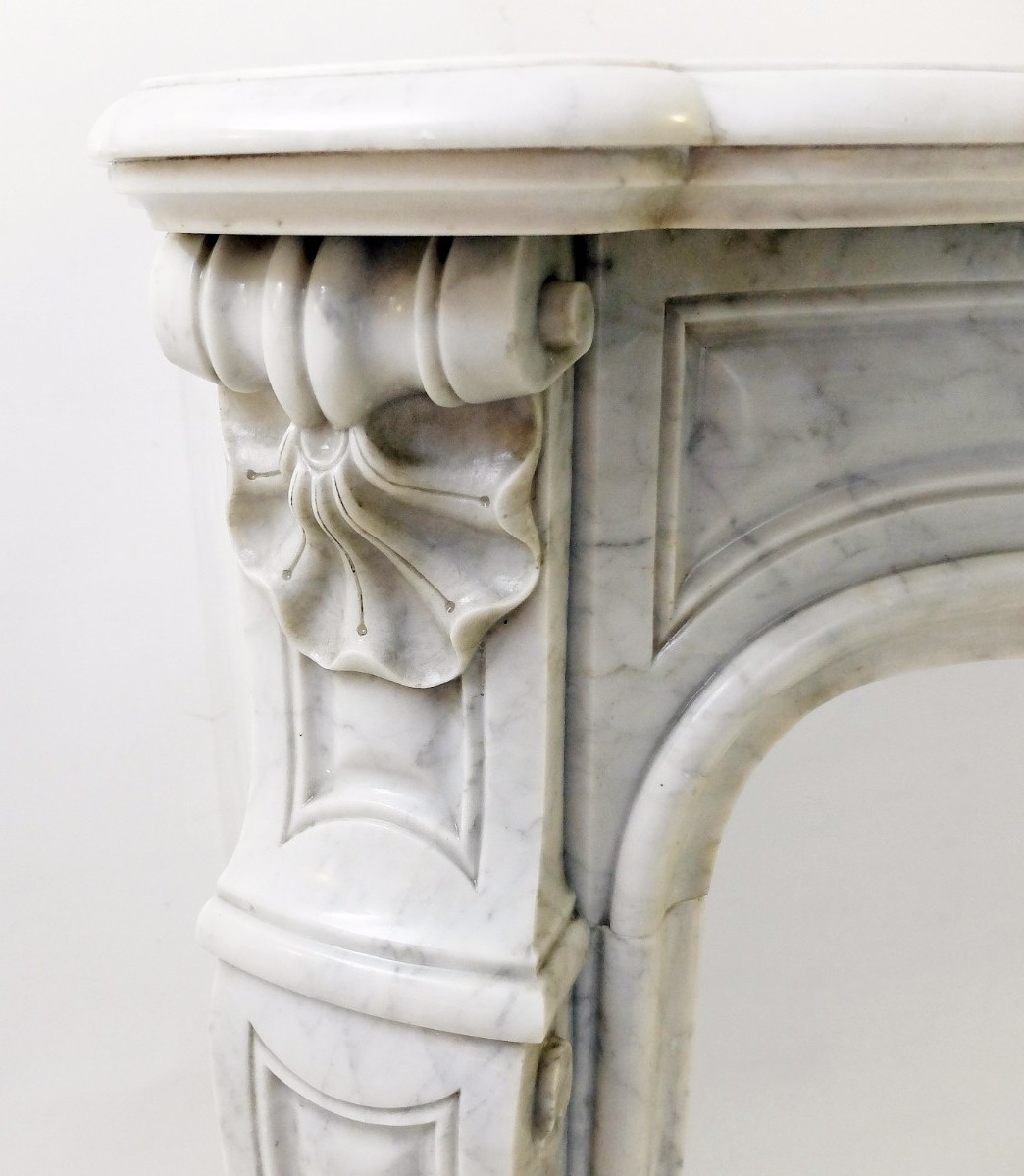 Marble Chimney