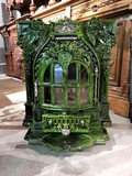 The antique stove