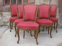 Antique chairs (6 pcs)