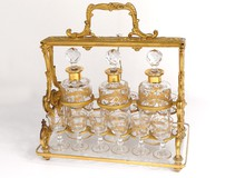 Antique Liquor Set