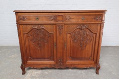 Antique Liege style commode