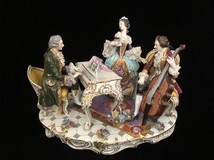 "Antique sculpture ""Musicians"""