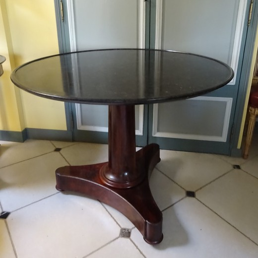 Antique Geridon table