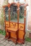 Antique ARt-Nouveau hall stand