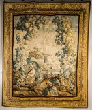 "Antique tapestry ""Waterfall"""
