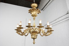 Antique  Louis XV chandelier