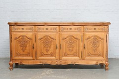 Antique Louis XV buffet