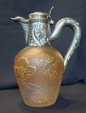 Daum Nancy Antique Jug