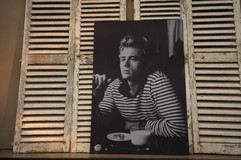James Dean printed picture