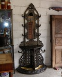 Antique hall stand Corneau Freres