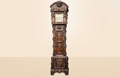 Scottisch Grandfather Clock