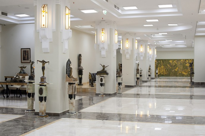 In Moscow is about to open an Art-Deco museum