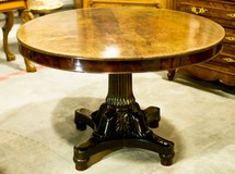 table Biedermeier
