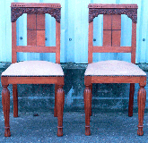 Two Art Deco Chairs