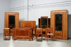 antique louis XVI bedroom set