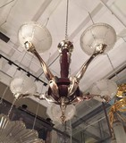 ART - DECO CHANDELIER