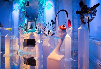 """Philip Treacy: hats of the XXI century"" exhibition"