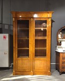Cabinet made of Karelian birch