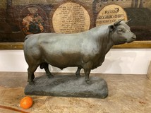 "Antique sculpture ""Bull"""