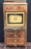 Antique secretaire safe