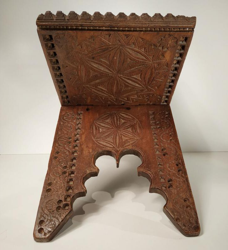 Antique Koran reading stand