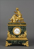 mantel clock antique