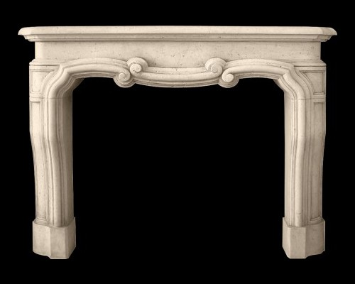 overmantel louis XV