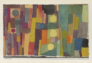 Paul Klee. Not a day without a line