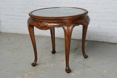 Antique queen anne coffee table