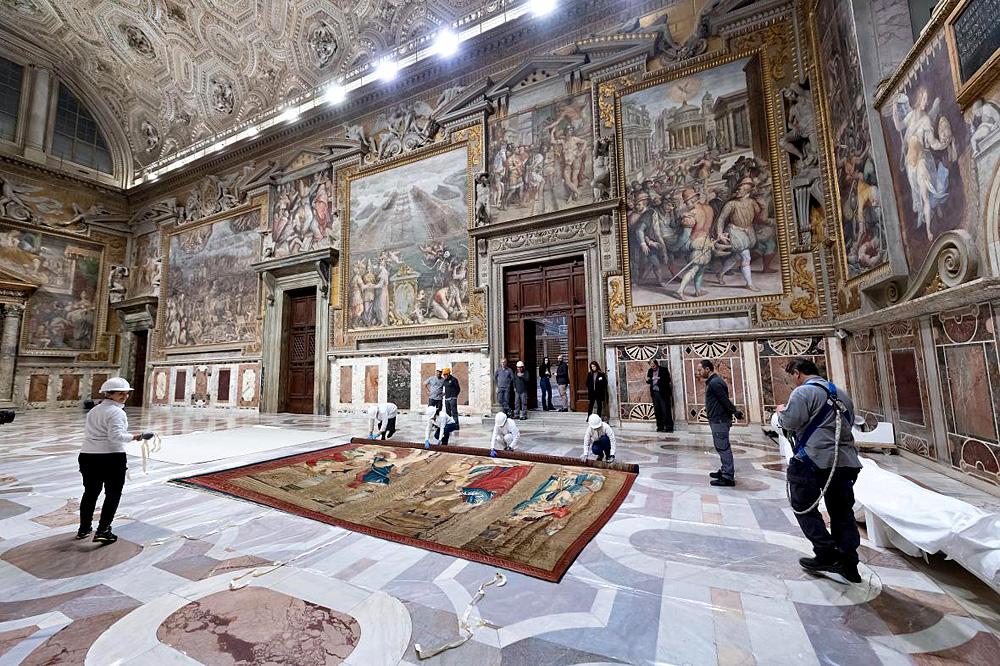 узнаваема картины ватикана в москве фото стояли снабжении только