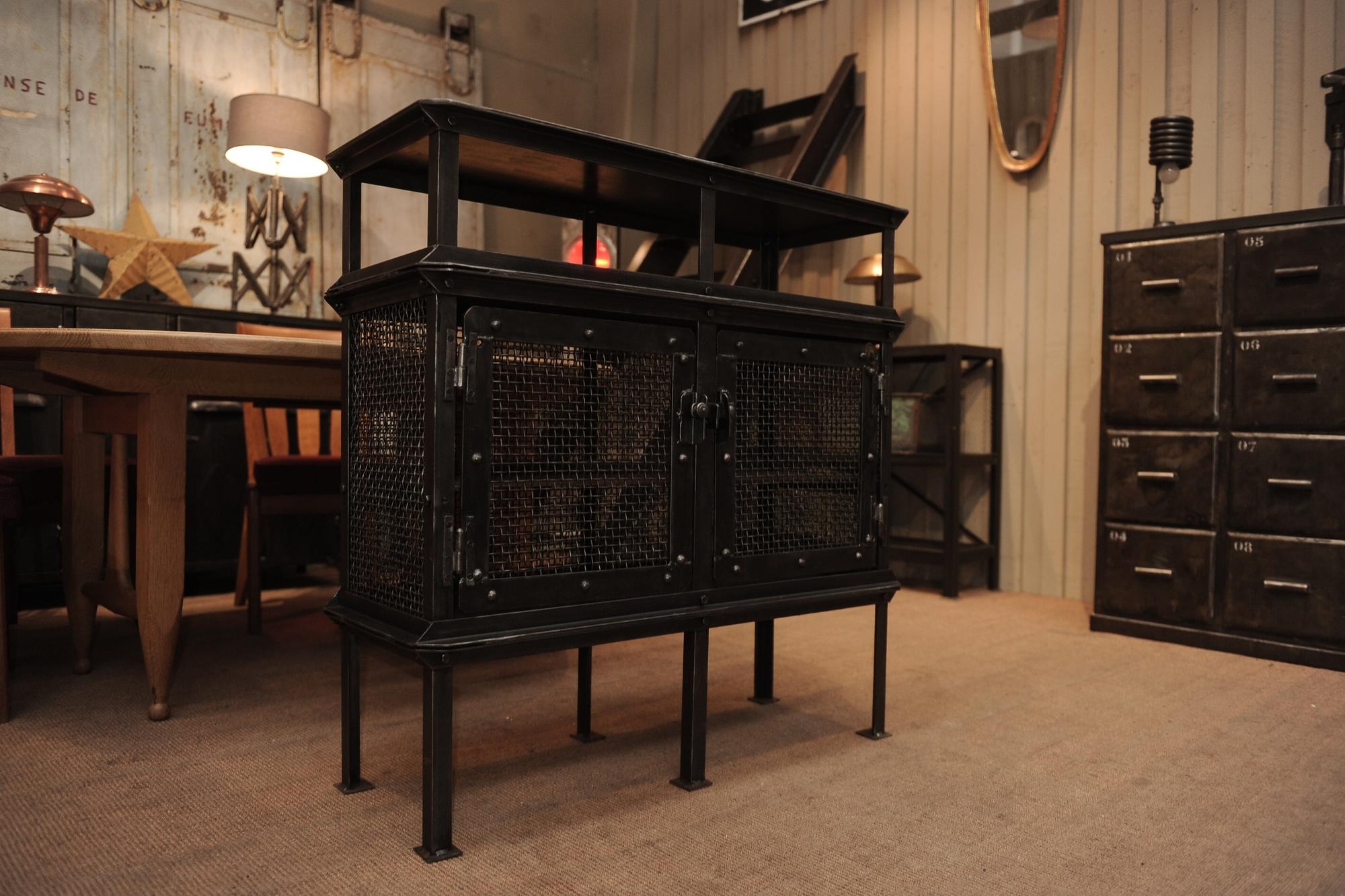 Мебель в стиле лофт : простые идеи для изготовления своими руками 45