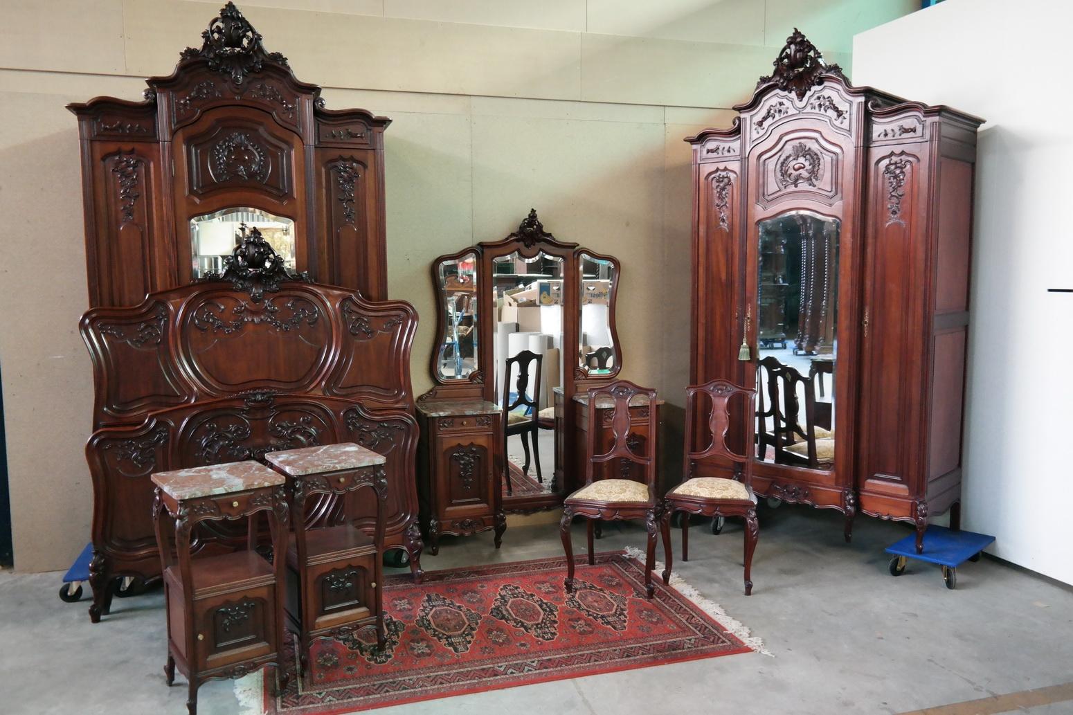 Louis Xv Bedroom Furniture Louis Xv Bedroom Set Louis Bedroom Belgium Antique Exporters On Sich